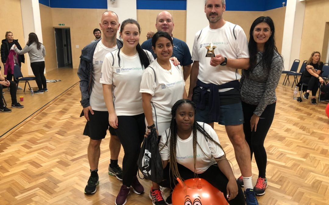 PS are runaway winners at Big Charity Sports Event