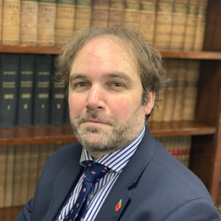 Ian Graham welcomed as new Head of Criminal Law