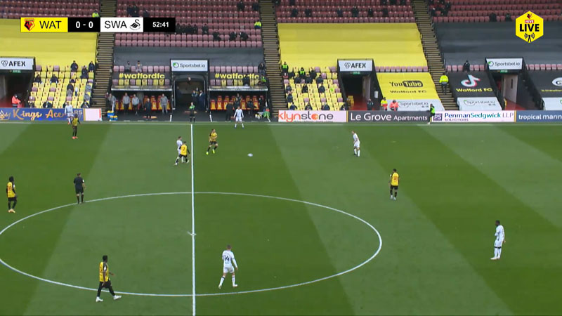 Watford winning again with support from Penman Sedgwick